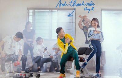 Lời bài hát Anh Thanh Niên Mp3 HuyR thể hiện 1